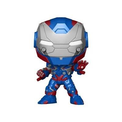 Funko Pop! Iron Patriot (EXC) - Avengers Endgame (Marvel)