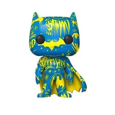 Funko Pop! Batman Art Series con protector rígido 02 - Batman (DC)