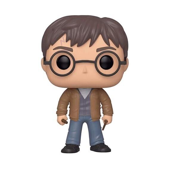 Funko Pop! Harry Potter 2 varitas (Special Edition) - Harry Potter