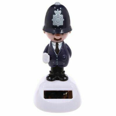Dancing Policeman Solar Pal