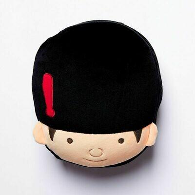 Guardsman Travel Pillow Sleep Mask Set