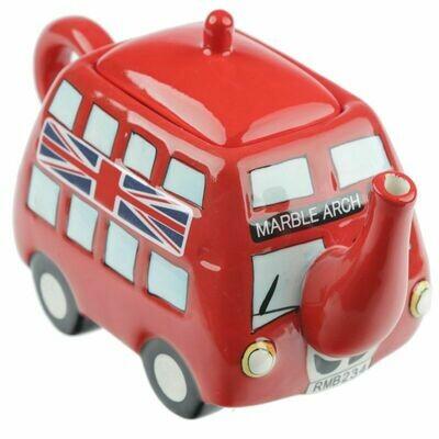 London Bus Teapot