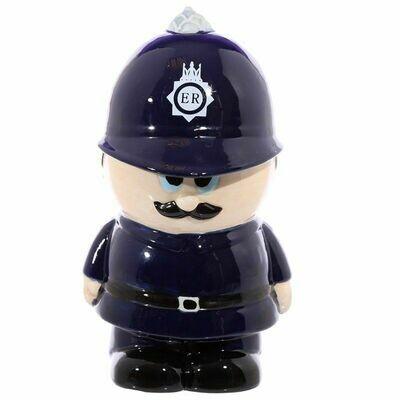 Policeman Money Box
