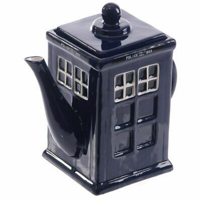 Police Box Teapot