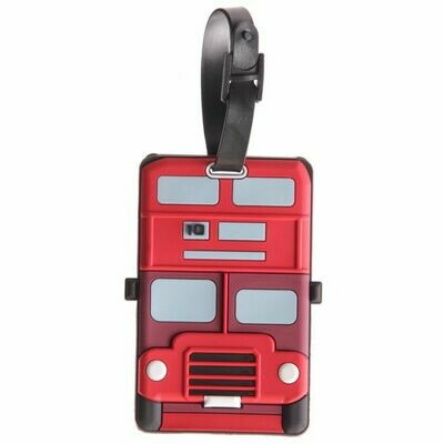 Routemaster Luggage Tag