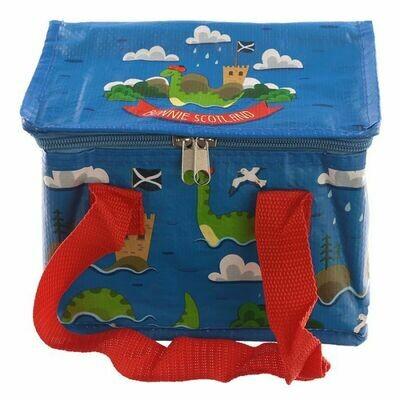 Scotland Nessie Lunch Bag