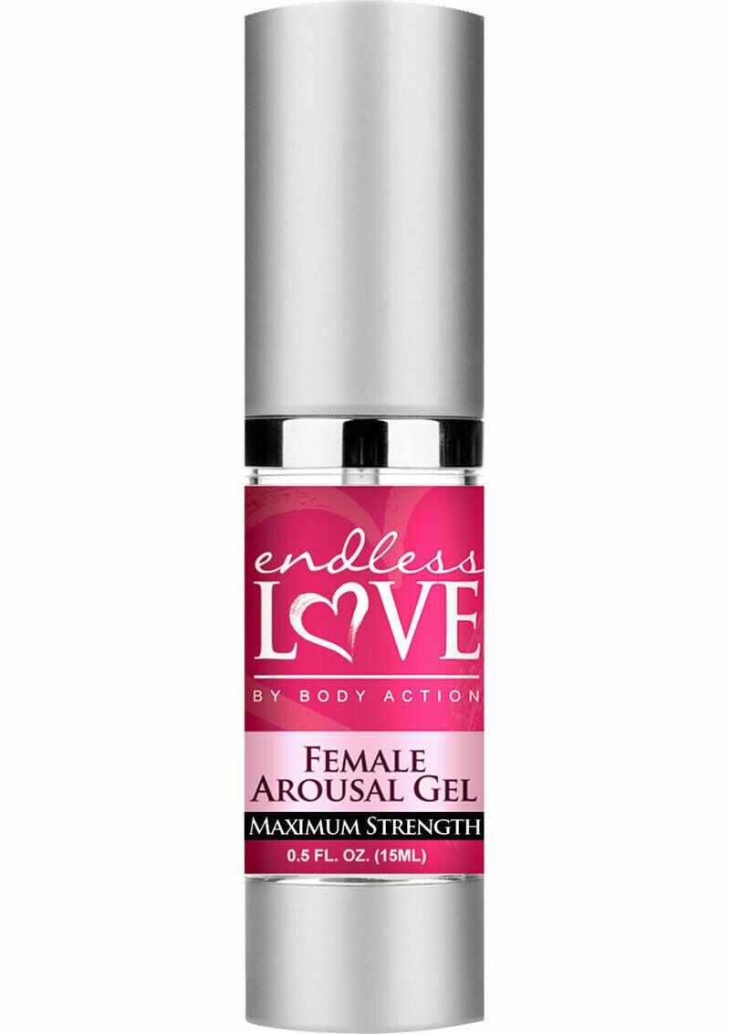 Endless Love Female Arousal Gel Maximum Strength - .5 Oz.