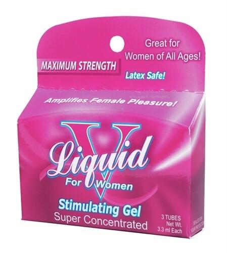 Liquid v Box for Women 3 Tube Box