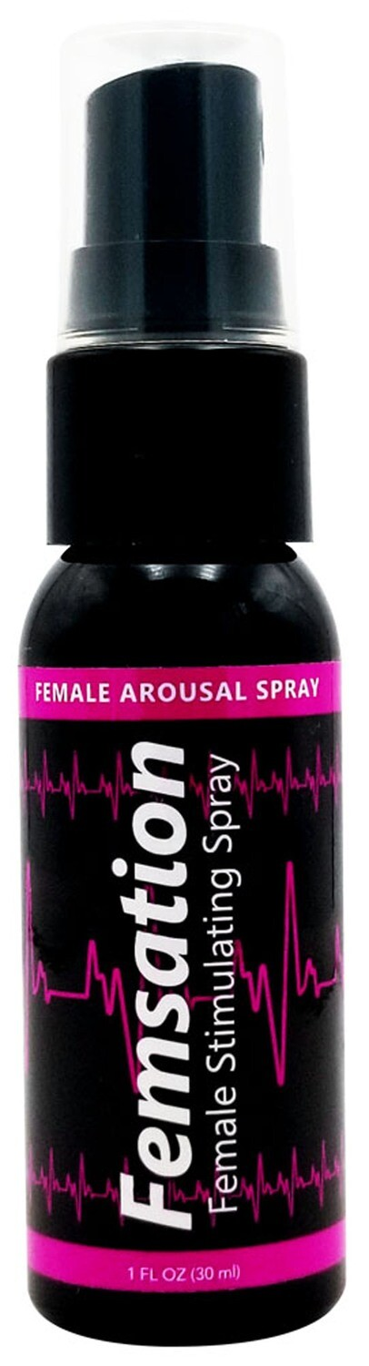 Femsation Female Stimulating Spray 1 Oz Bottle