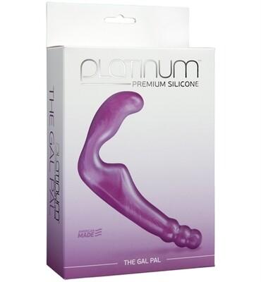 Platinum Premium Silicone - the Gal Pal - Purple