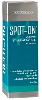Spot on G Spot Stimulating Gel for Women 2 Oz