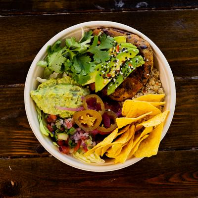 Power Bowl Salad Summer Flex Box