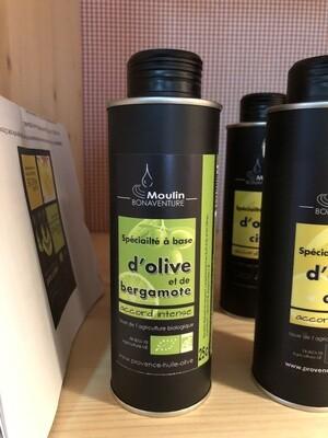 Oliven Öl / Bergamotte