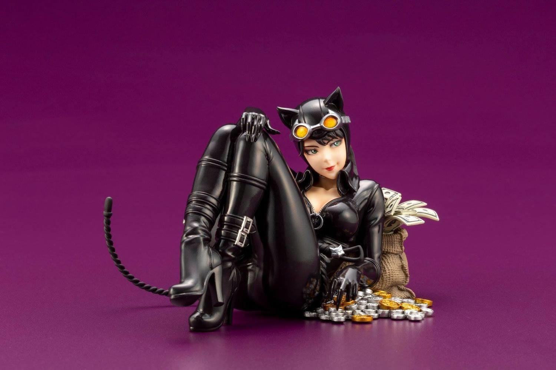 Kotobukiya DC Comics Catwoman Returns Bishoujo Statue