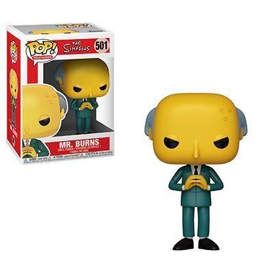 Funko Simpsons - Mr. Burns Pop! Vinyl Figure