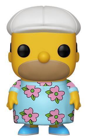 Funko Simpsons - Muumuu Homer Exclusive Pop! Vinyl Figure