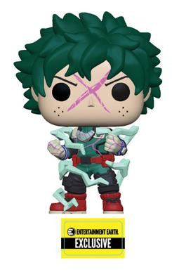 My Hero Academia Deku Full Cowl Glow-in-the-Dark Pop! Vinyl Figure - Exclusive