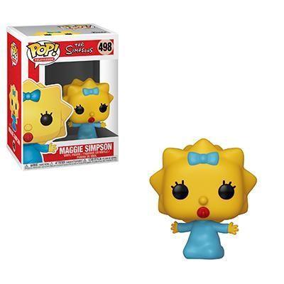 Funko Simpsons - Maggie Simpson Man Pop! Vinyl Figure