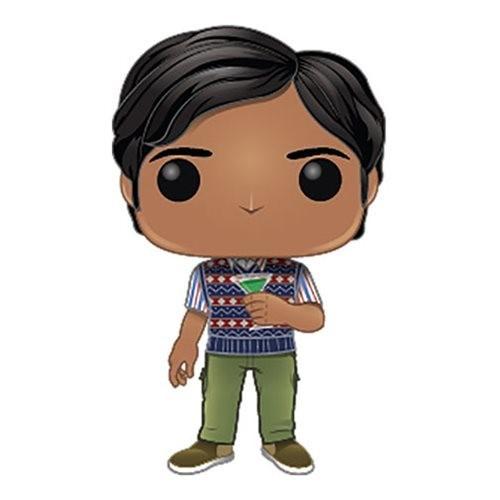 Funko The Big Bang Theory - Raj Pop! Vinyl Figure