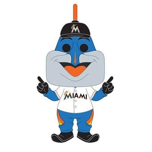 Funko MLB Miami Marlins Billy the Marlin Pop! Vinyl Figure