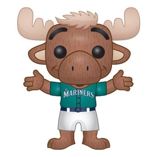 Funko MLB Seattle Mariners Mariner Moose Pop! Vinyl Figure
