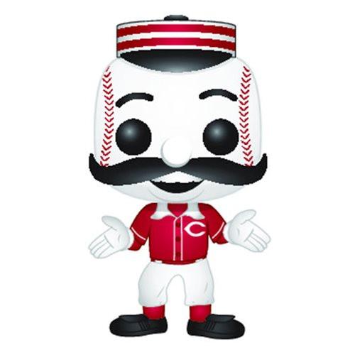 Funko MLB Cincinnati Reds Mr. Redlegs Pop! Vinyl Figure