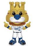 Funko MLB Kansas City Royals Sluggerrrr Pop! Vinyl Figure