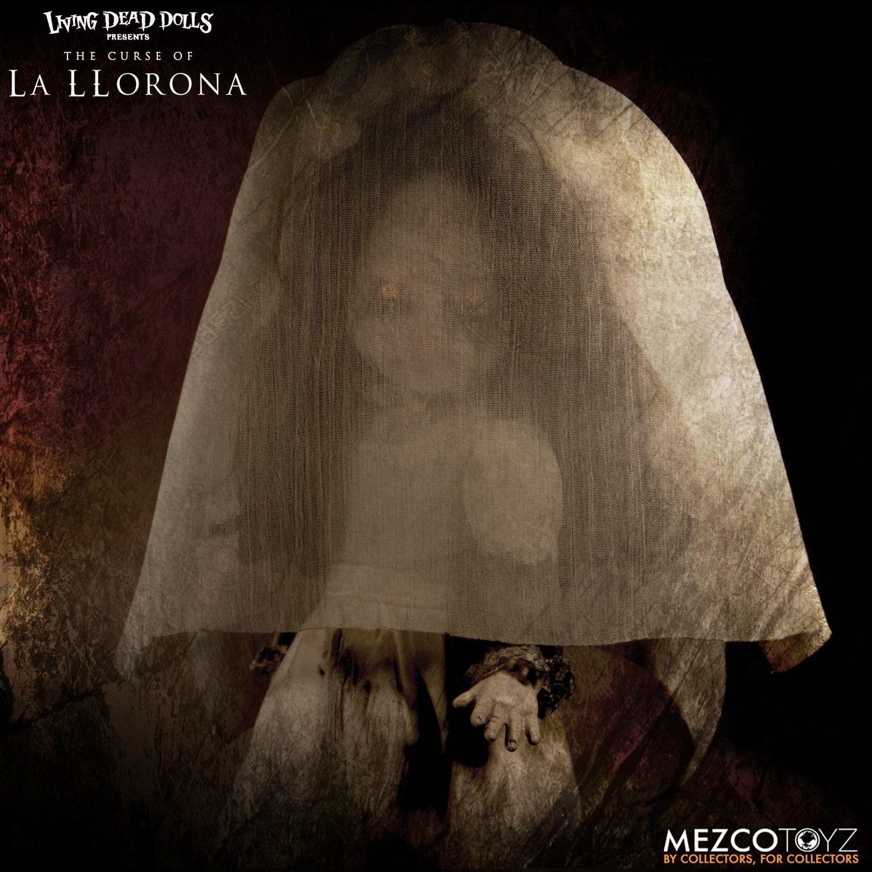 PRE-ORDER Mezco Living Dead Dolls Presents La Llorona