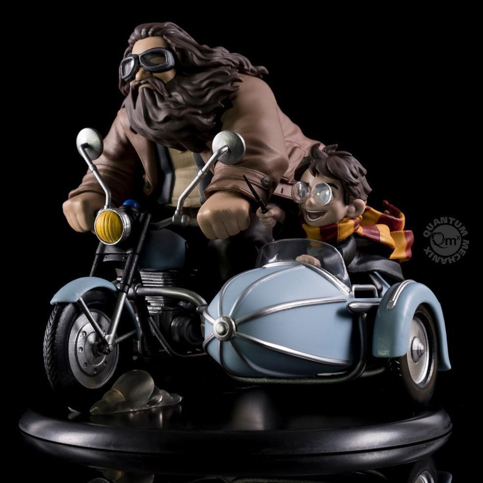 QMx Harry & Hagrid Q-Fig Max