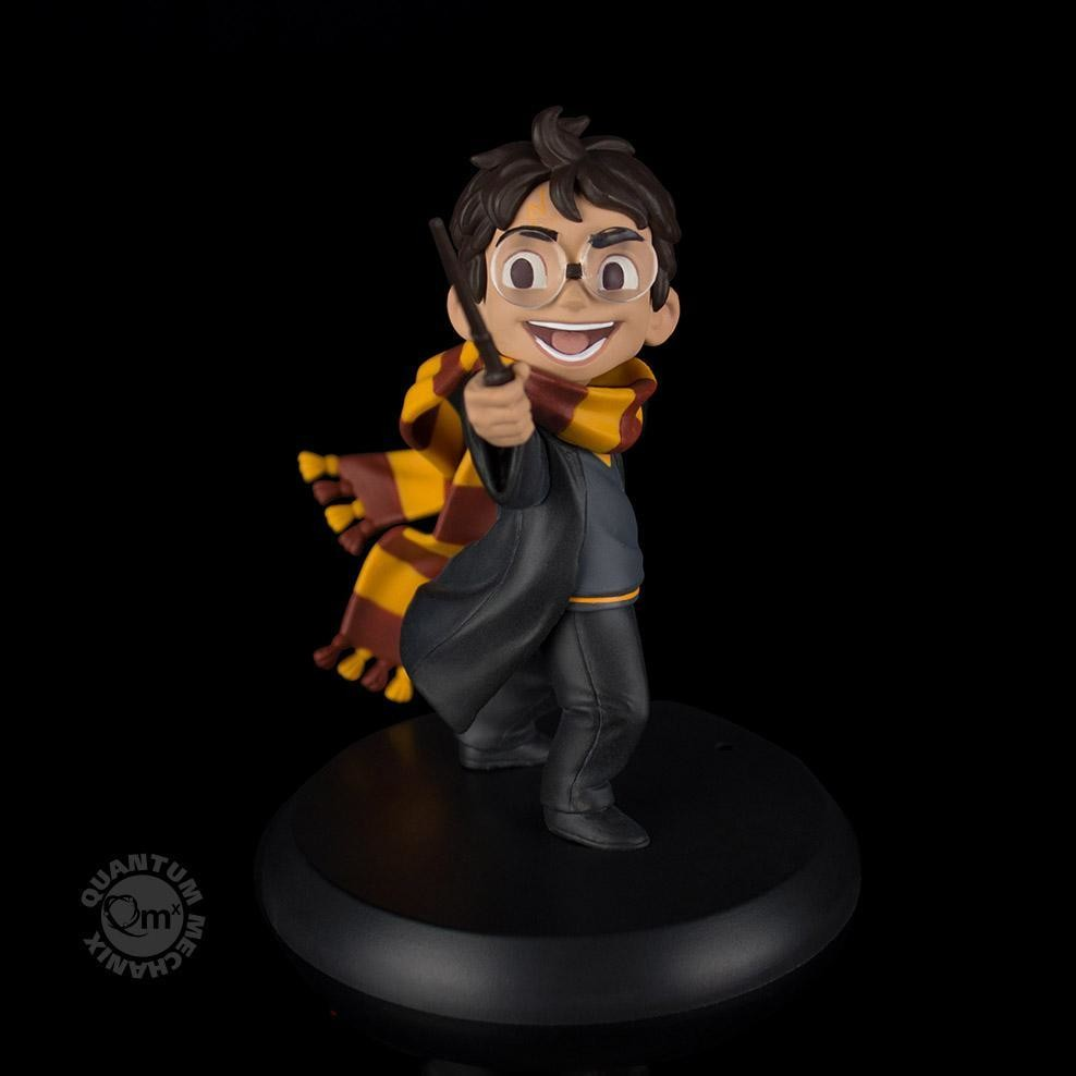 QMx Harry's First Spell Q-Fig Figure