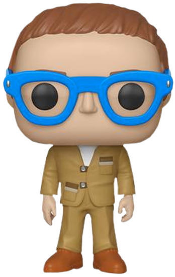 PRE-ORDER Thunderbirds - Brains Pop! Vinyl Figure