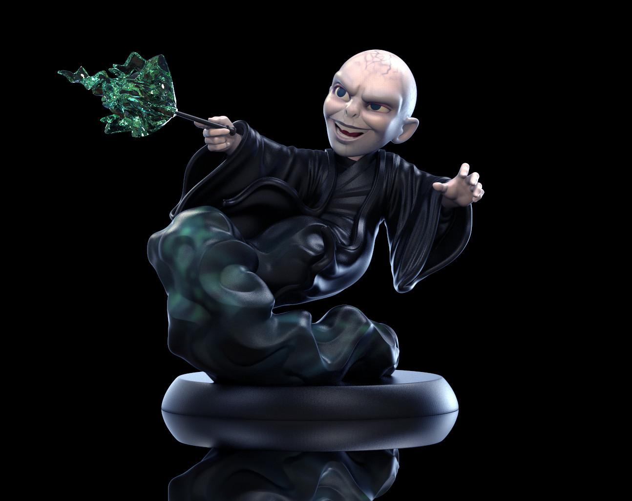 QMx Voldemort Q-Fig