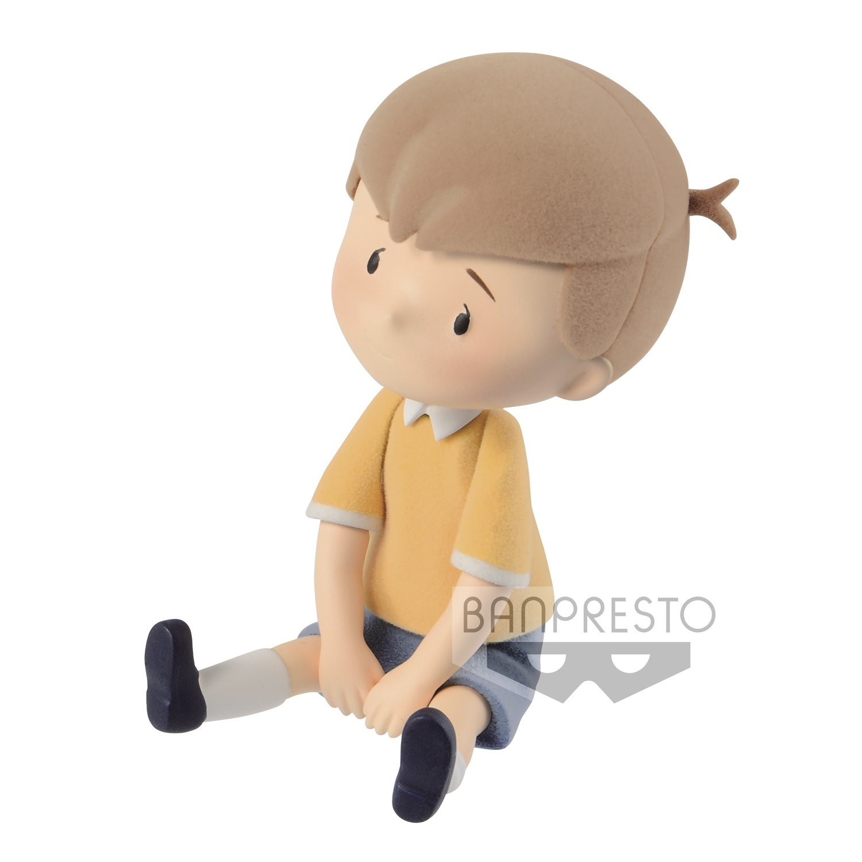 Banpresto Disney Character Cutte! Fluffy Puffy Christopher Robin