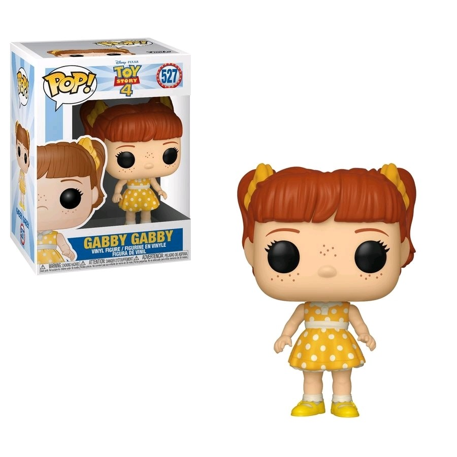 Funko Toy Story 4 - Gabby Gabby Pop! Vinyl Figure
