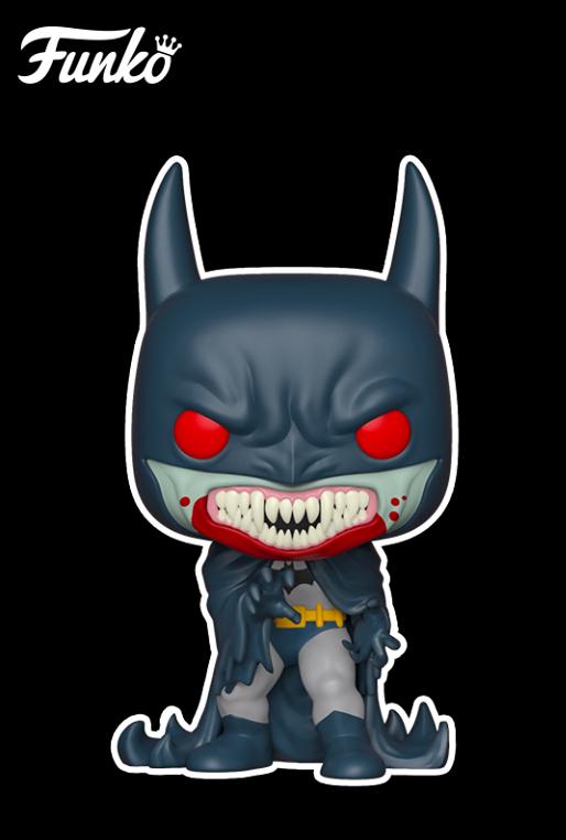 Funko Batman Red Rain Batman 1991 80th Anniversary Pop! Vinyl Figure