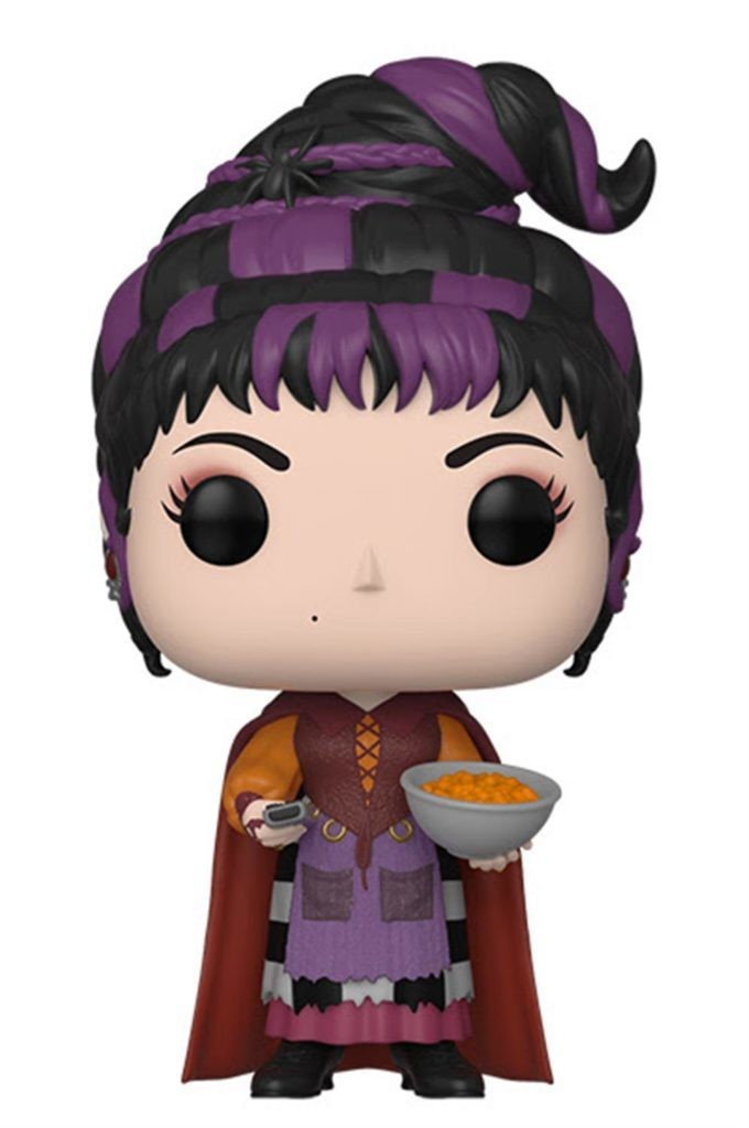 PRE-ORDER Hocus Pocus Mary with Cheese Puffs Pop! Vinyl Figure