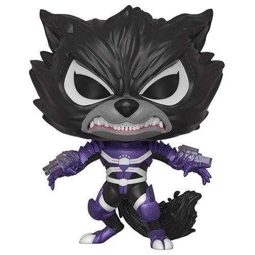 Funko Marvel Venomized Rocket Raccoon Pop! Vinyl Figure