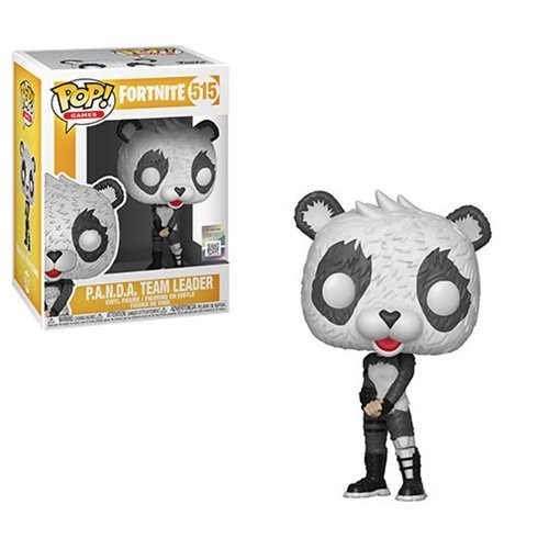 PRE-ORDER Fortnite Panda Team Leader Pop! Vinyl Figure