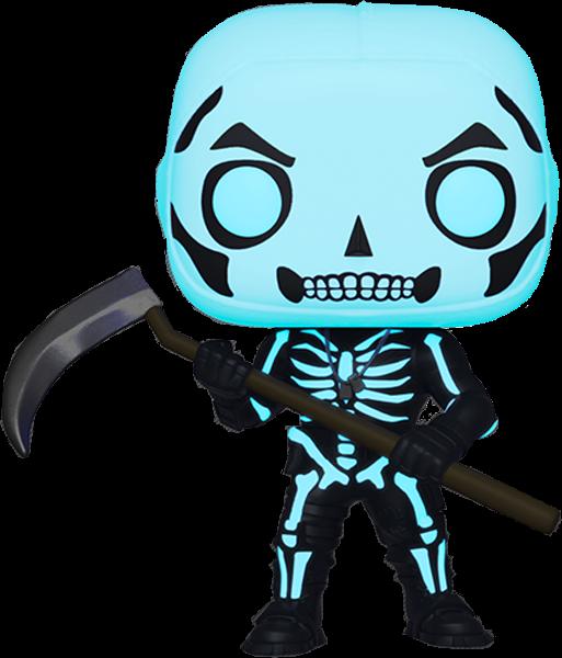 PRE-ORDER Exclusive Fortnite - Skull Trooper Glow in the Dark Pop! Vinyl Figure