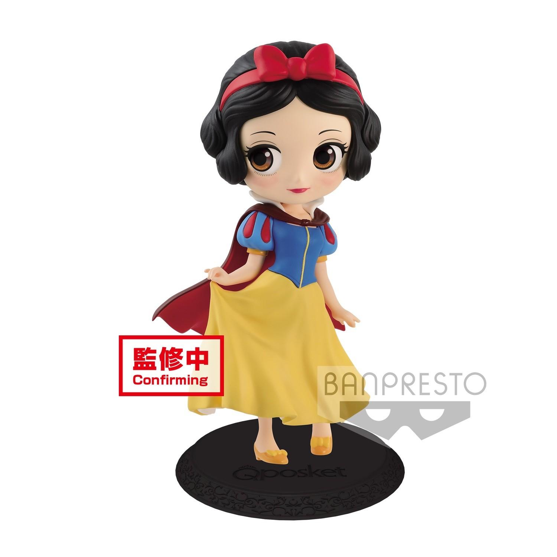 Banpresto Q Posket Disney Characters Snow White Sweet Princess Regular Ver.