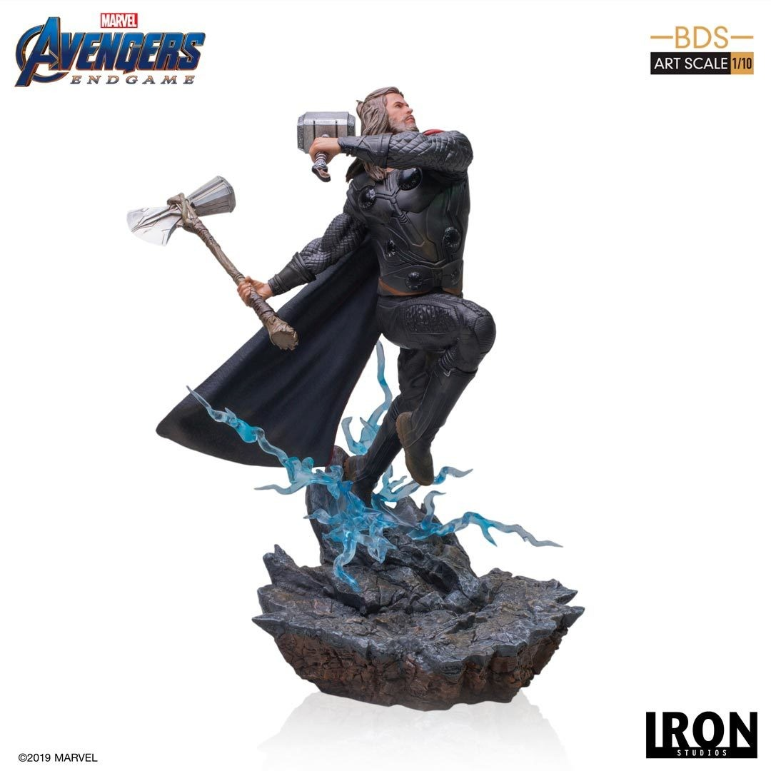 Iron Studios Thor BDS Art Scale 1/10 - Avengers: Endgame