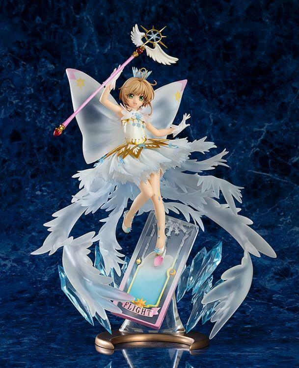 Good Smile Cardcaptor Sakura: Clear Card Sakura Kinomoto (Hello Brand New World) 1/7 Scale Figure
