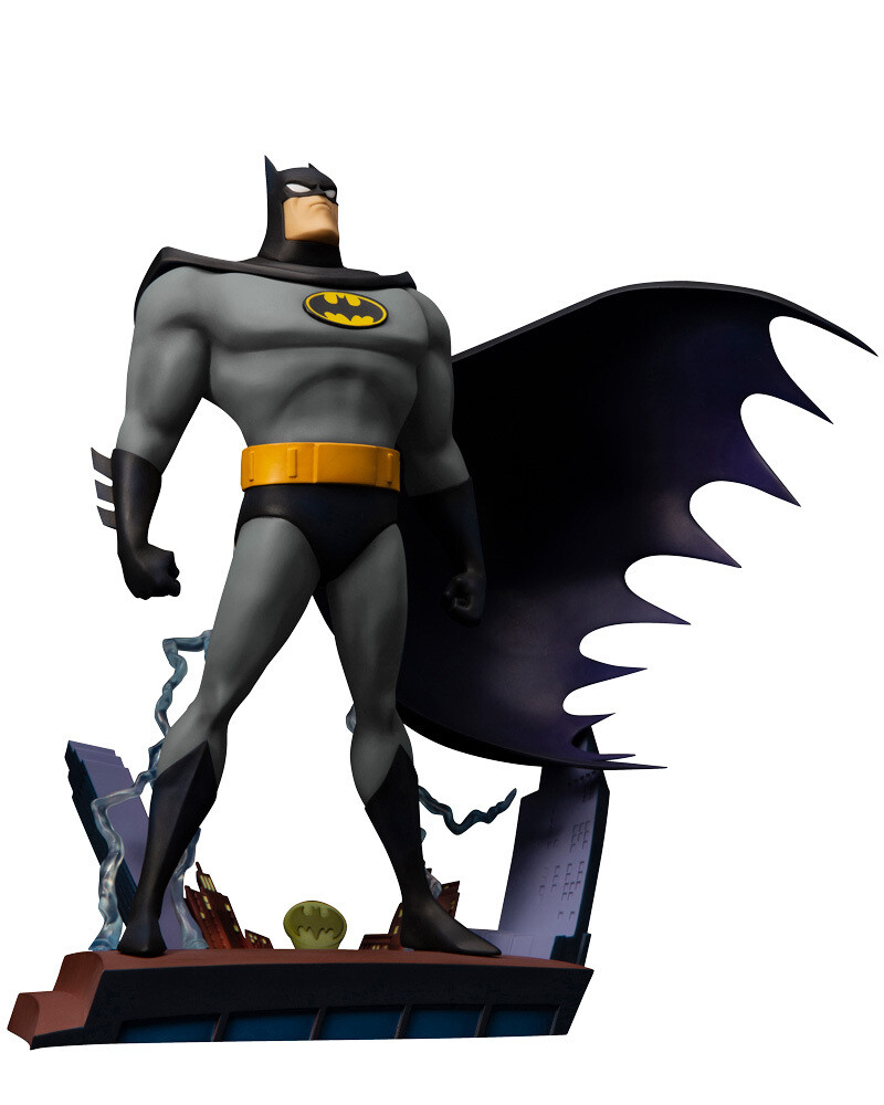 Kotobukiya Batman Animated Series Batman Opening sequence ver. ARTFX+ statue