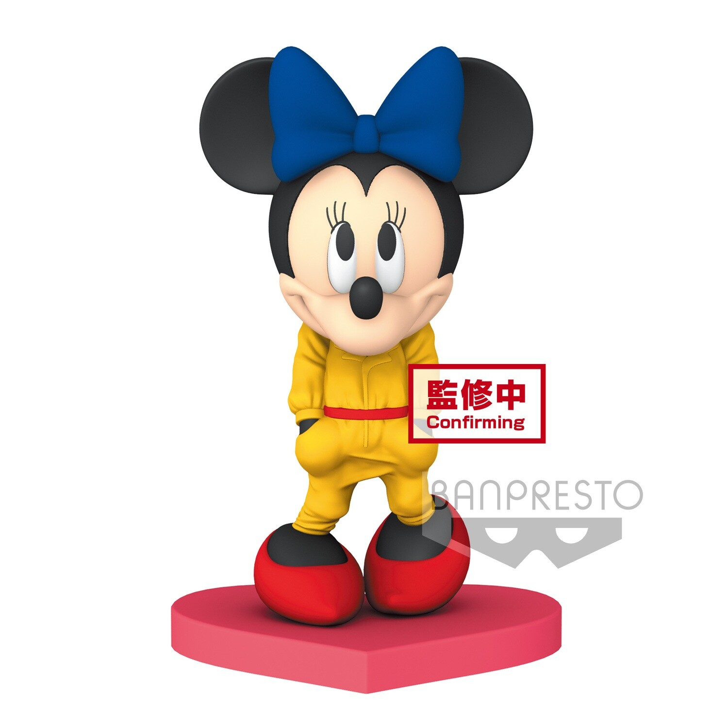 Banpresto Disney Characters Best Dressed Minnie Mouse Ver. A