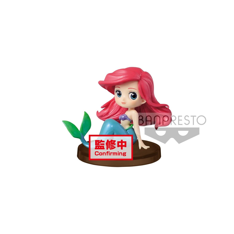 Banpresto Disney Character Q Posket Petit Story of the Little Mermaid Ver. A
