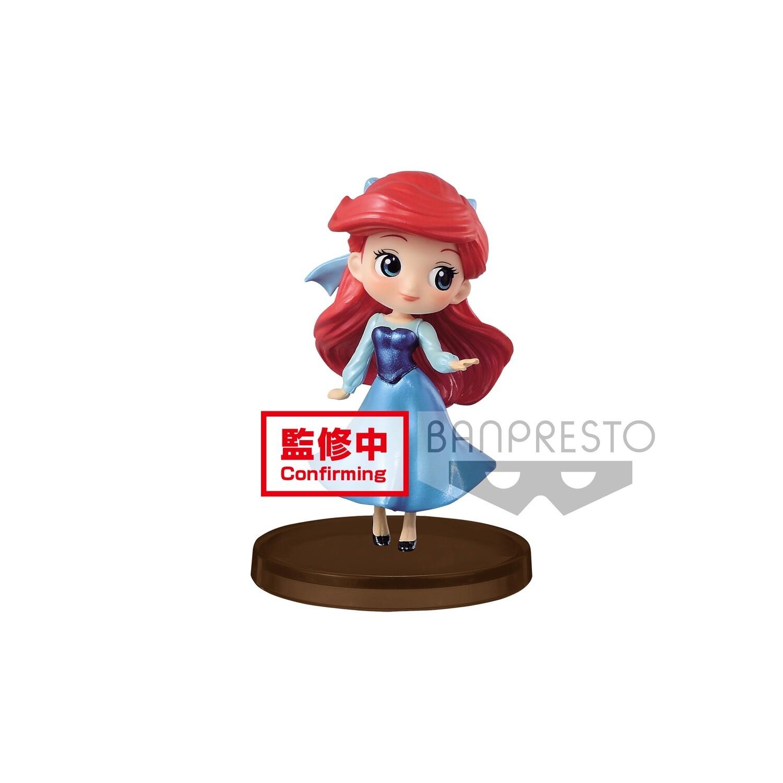 Banpresto Disney Character Q Posket Petit Story of the Little Mermaid Ver. B