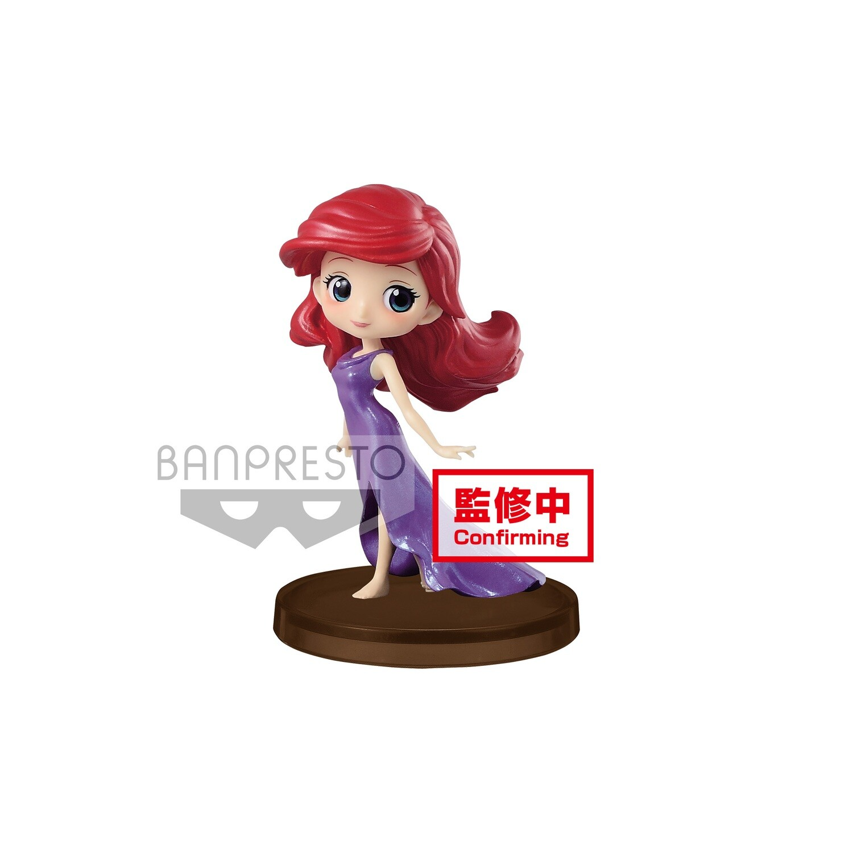 Banpresto Disney Character Q Posket Petit Story of the Little Mermaid Ver. D