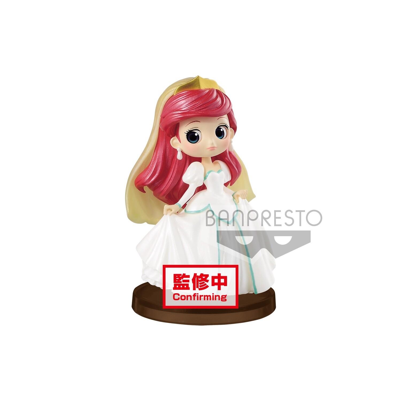 Banpresto Disney Character Q Posket Petit Story of the Little Mermaid Ver. E