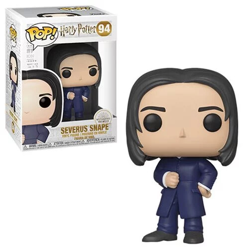 PRE-ORDER Harry Potter Severus Snape Yule Ball Pop! Vinyl Figure
