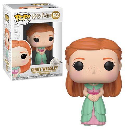 PRE-ORDER Harry Potter Ginny Weasley Yule Ball Pop! Vinyl Figure